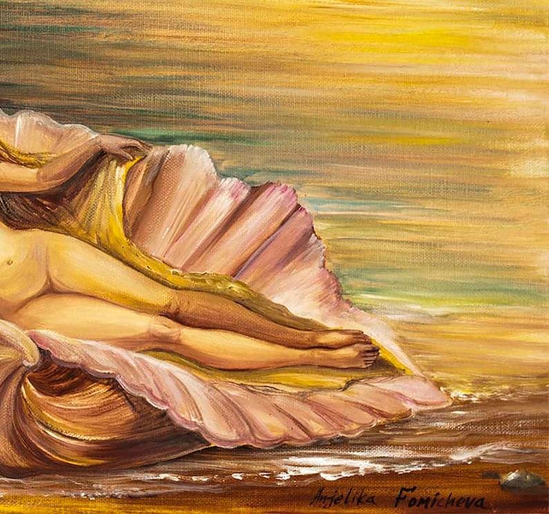 Aliexpress.com : Buy Handmade canvas art abstract figure