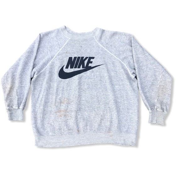 Vintage 1970s Nike Logo Sweater