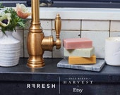 Half Baked Harvest x Etsy x RFRESH Botanical Soap Set   Vegan · Eco-friendly · Zero Waste · Cruelty Free · Cold Process Soap