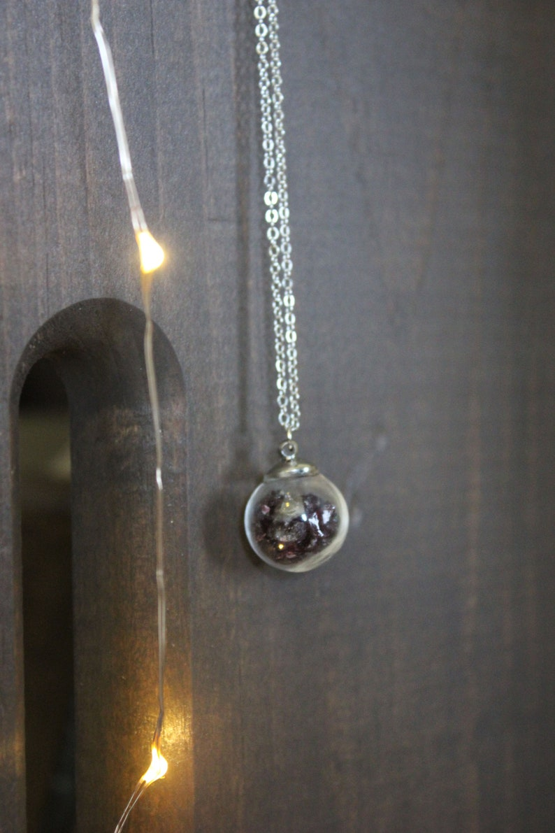 Garnet Silver