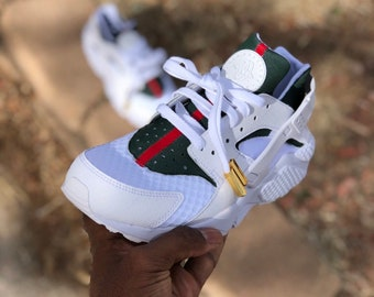 reputable site 6cbcc ee078 Gucci Huaraches, Custom Huaraches, Nike Huaraches