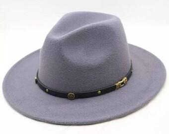 2c00e8936f11ed Vintage Style Fedora Spring Hat