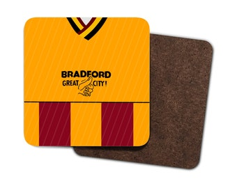 Me and My Daddy Love BradFord City for Football Soccer Fans Baby Vests Presents