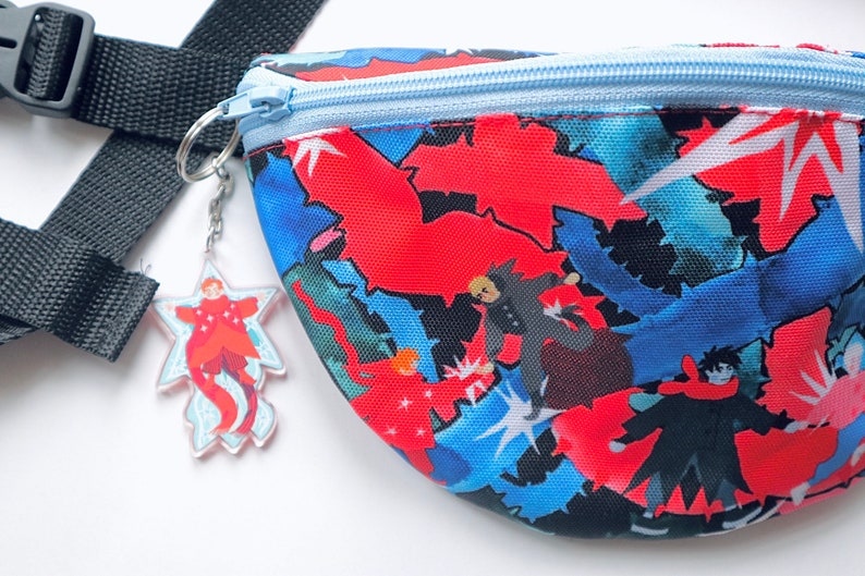 Lost in thorns Fanny pack