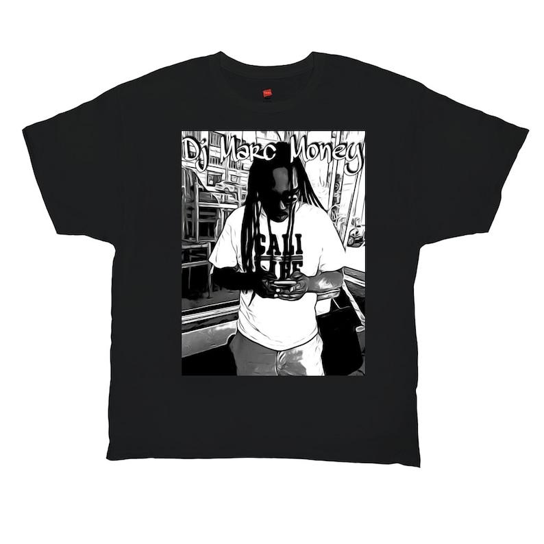 Dj Marc Money 1 T-Shirts image 0