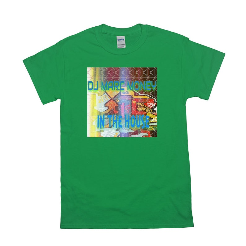 IN THE HOUSE T-Shirt by Dj Marc Money image 0