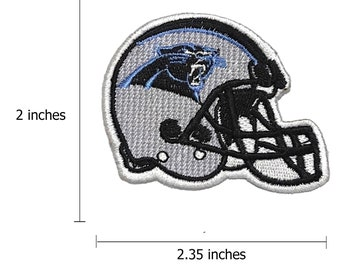 huge discount e1166 0ce51 Carolina panthers patch | Etsy