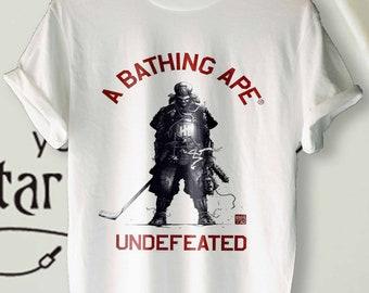 abc39a0ea924 Bape X Undefeated Shirt