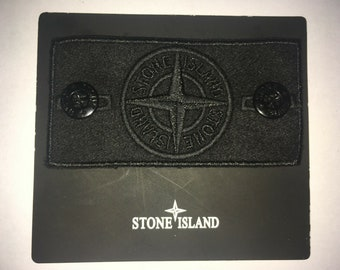 f8ec8c70 Stone Island Ghost Badge replacement with buttons