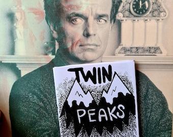 Twin Peaks Mini Zine