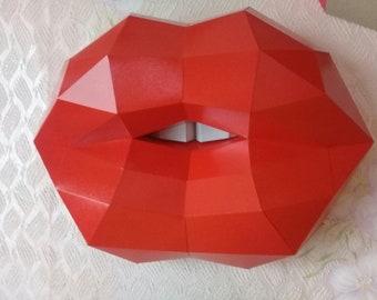 Origami Tooth | Decoração formatura | 270x340