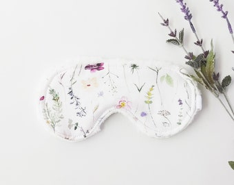 Wildflower - Plant Lover Gifts - Line Art - Insomnia Relief - Sleep help - Christmas Gifts  - Bath and Beauty - Spa Night