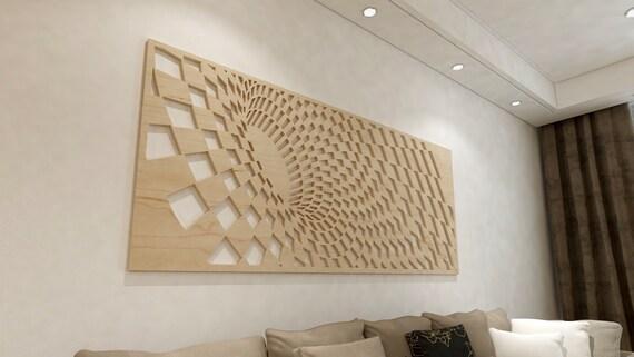 Wooden wall art Tunnel Infinity cnc plan,cnc file,file cnc,laser cutting,cnc,file laser,laser cut,cnc plan,dxf file,eps file,file svg
