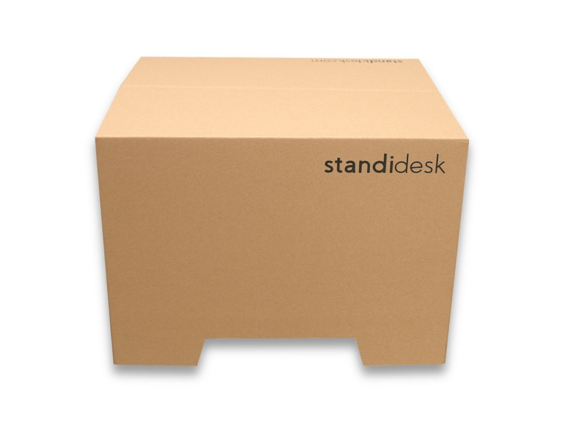 Active Stand Flat  A Simple Standing Desk Converter For Natural