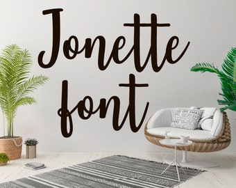 Fonts for cricut | Etsy