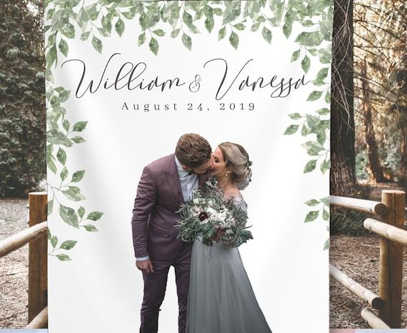 Wedding backdrop for reception Photo booth backdrop Wedding | Etsy