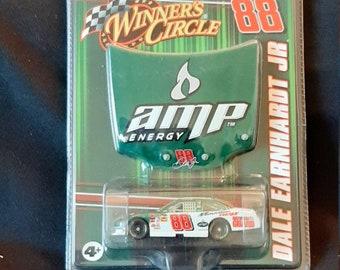 NASCAR Winners Circle 1:64 Scale Dale Earnhardt Jr #88 - AMP Energy