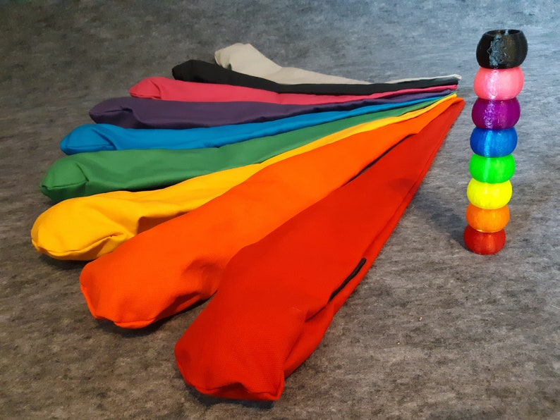 Canvas Sock Poi