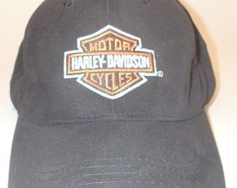 f2037628754b6 Harley Davidson baseball hat cap
