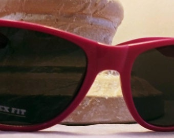 45fe142760 Red Retro Sunglasses