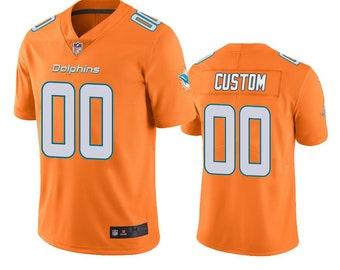 new products 932e1 b5e8b Miami dolphins jersey | Etsy