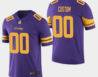 timeless design a7231 4321c personalized vikings jersey