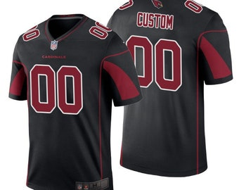 e29296d82 Custom personalized Arizona football jersey red black 2 colors available