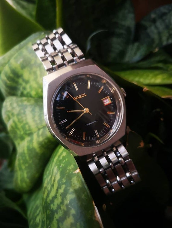 Pagol Black face watch