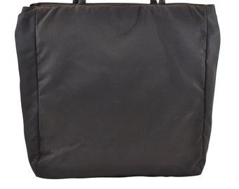 35d0c247f74015 Authentic Prada Nylon Hand Bag