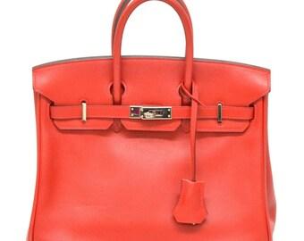 2a5b8f9c16 Autentico Hermès Birkin 25