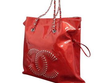 7dbc10082f9d Authentic Chanel Vintage Shoulder Bag
