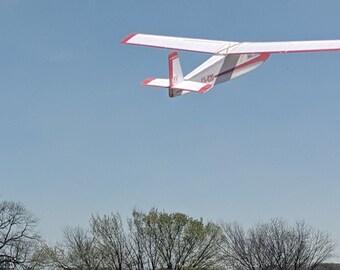 Free flight glider | Etsy