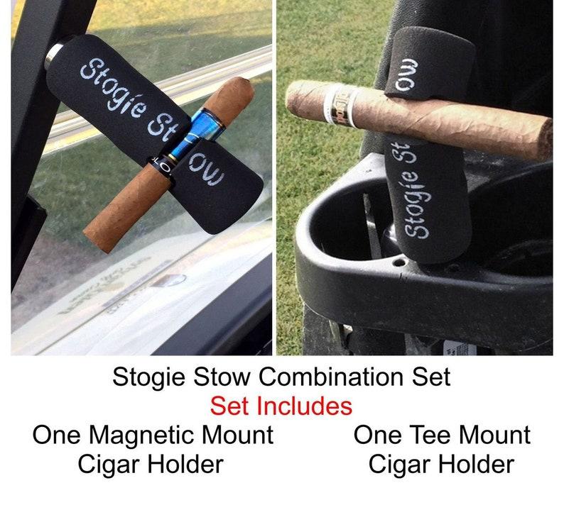 StogieStow Cigar Holder Combo Set image 1