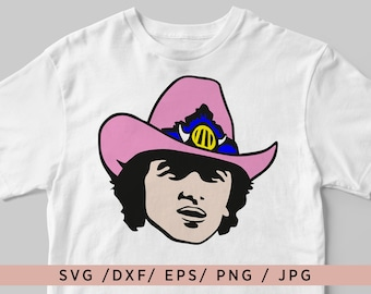 7a170ac24 Dallas svg, Patrick Duffy svg, Bobby Ewing svg, Dallas TV series svg, Ewing  Oil svg, Multi layer svg, Texas svg, Cowboy svg, TV show svg dxf
