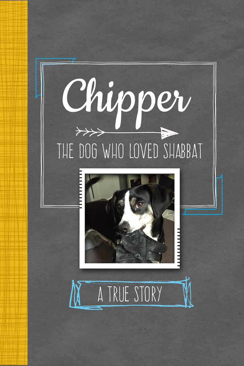 Custom Pet Book  Custom Pet Gift  Dog lover gift  Pet gift image 0
