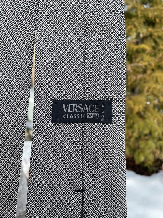Vintage Versace Classic V2 Necktie