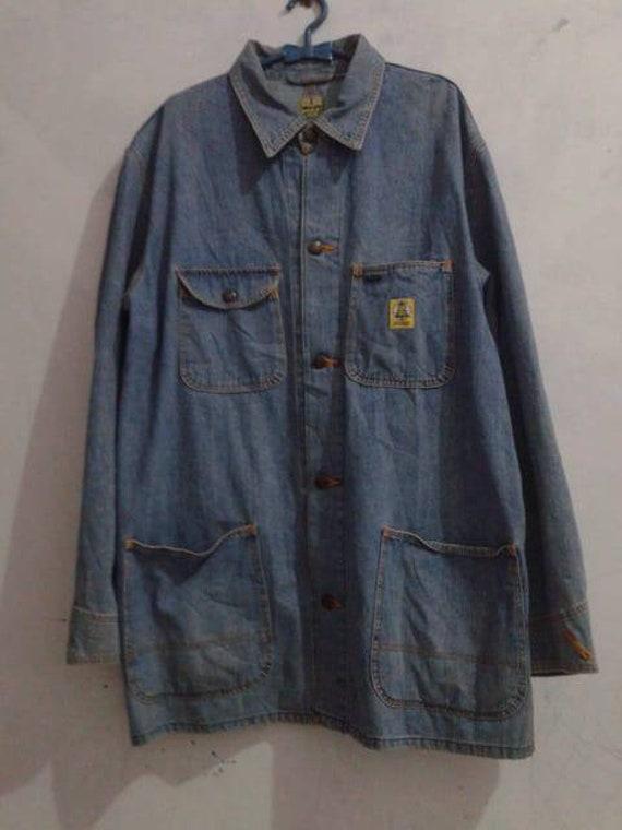 Wrangler Bluebell  Chore Jacket