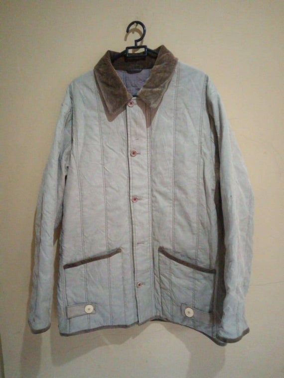 Arrow Quilted Jacket