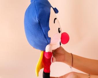 Plim plim the clown - doll