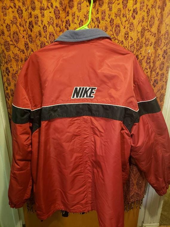 1990s vintage Nike jacket