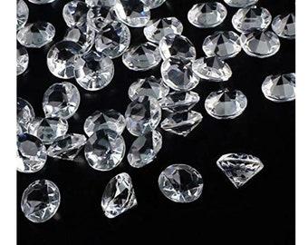 b945eb9e8c8 20mm Clear Acrylic Diamonds for Wedding Decor