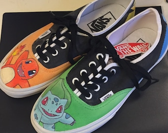 8a9564c6313fe7 Pokemon Custom Vans