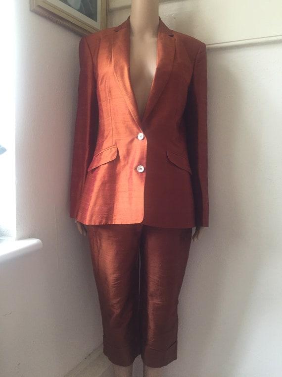 Dolce & Gabbana - Silk Suit
