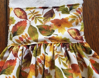 2 Fall Hand Towels | Autumn | Thanksgiving
