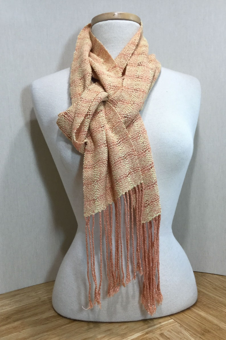 Handwoven Scarf image 0