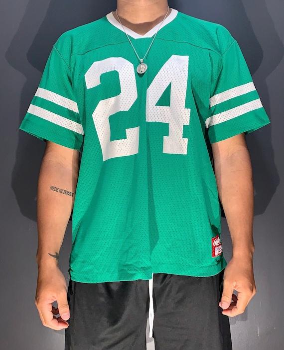 39ba2c5b Vintage 80s Freeman Mcneil New York Jets Rawlings jersey NFL football  green/white size XL