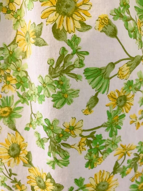 Vintage 1960's Floral Sundress - image 4