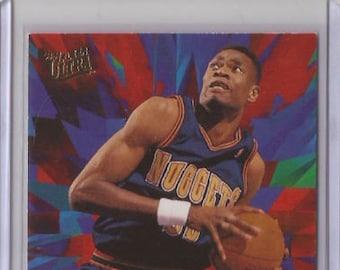 b2c797e64472 1995-96 Fleer Ultra 7 Dikembe Mutombo Ultra Power Basketball Card