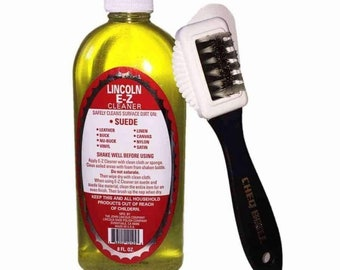 1 Suede Buc Nubuck Shoe CLEANER Spot Remover Medium Coarse Emery Block Cleaner
