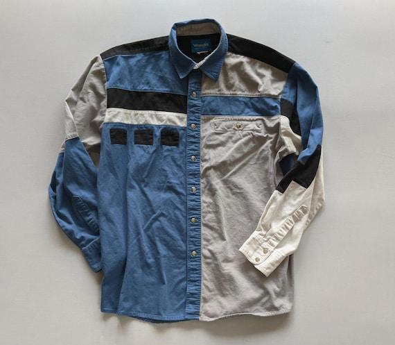 Vintage Wrangler® Western Shirt